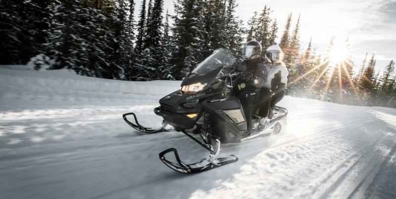 Скорость, адреналин, азарт: где красногорцам покататься на снегоходах