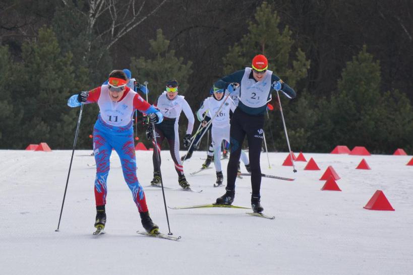 В десятый раз «Динамовская лыжня» прошла в Красногорске